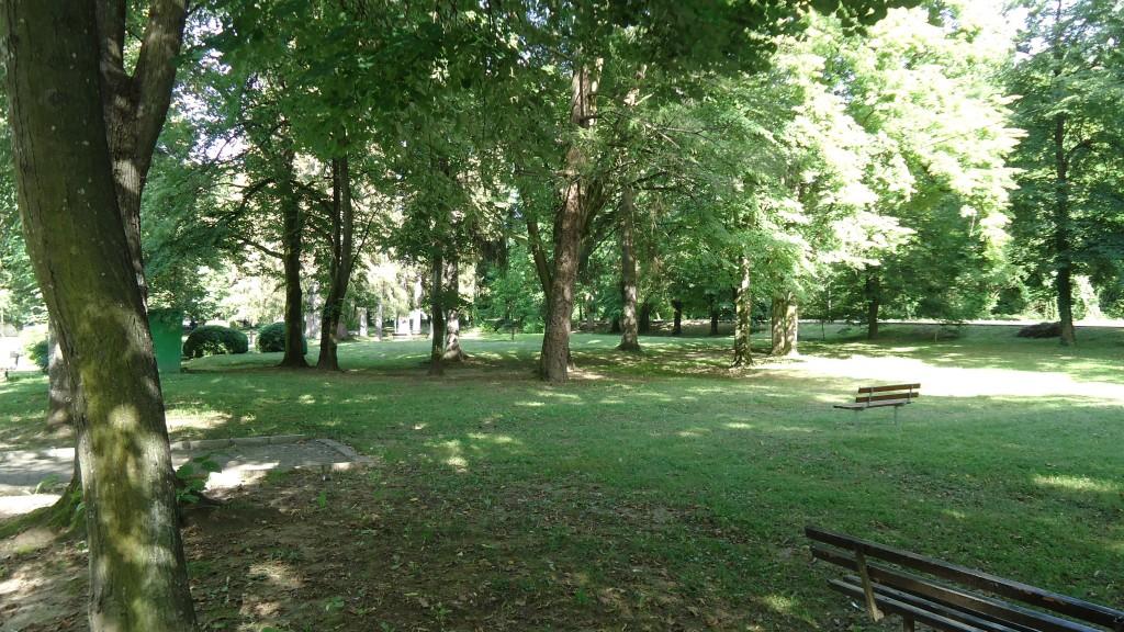 Прекрасният парк