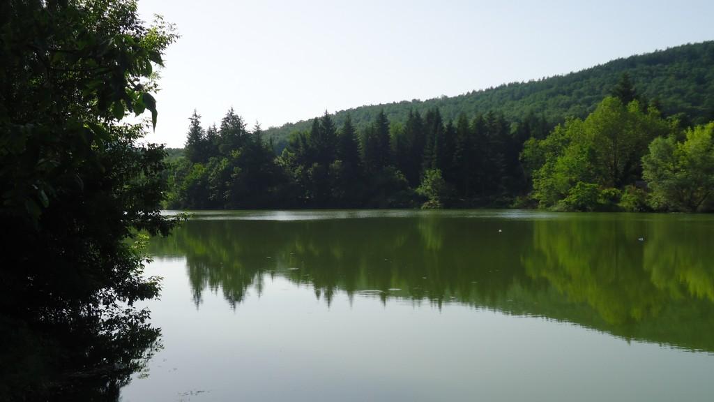 Близкото езеро